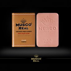 Musgo Real Spiced Citrus